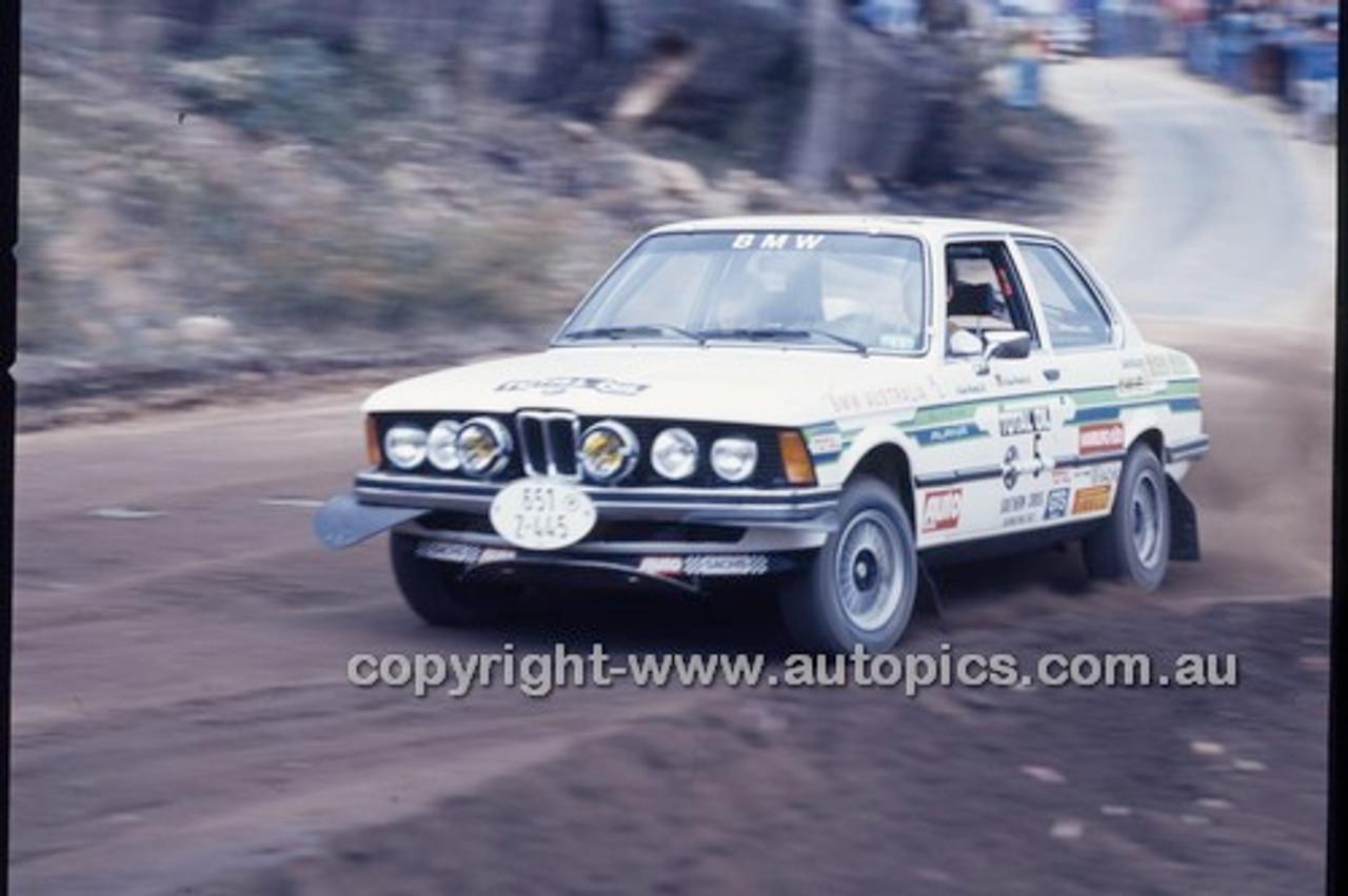 Southern Cross Rally 1978 - Code -78-T-SCross-024