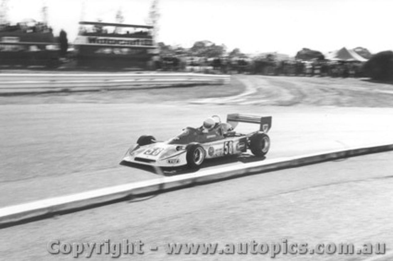 79407 - Brian Shead Cheetah MK6 - Sandown 1979