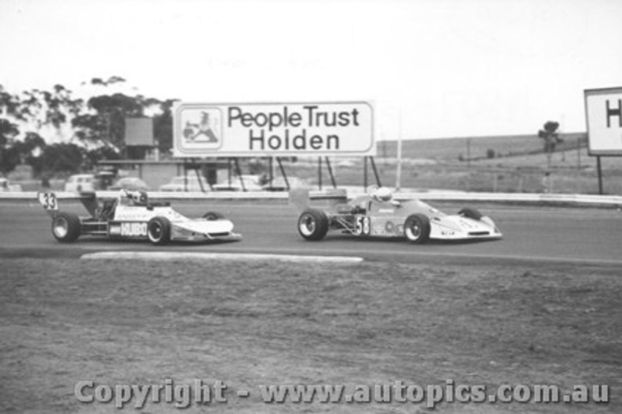 79410 - B. Shead Cheetah MK8 / J. Bowe Elfin 792 - Calder 1979