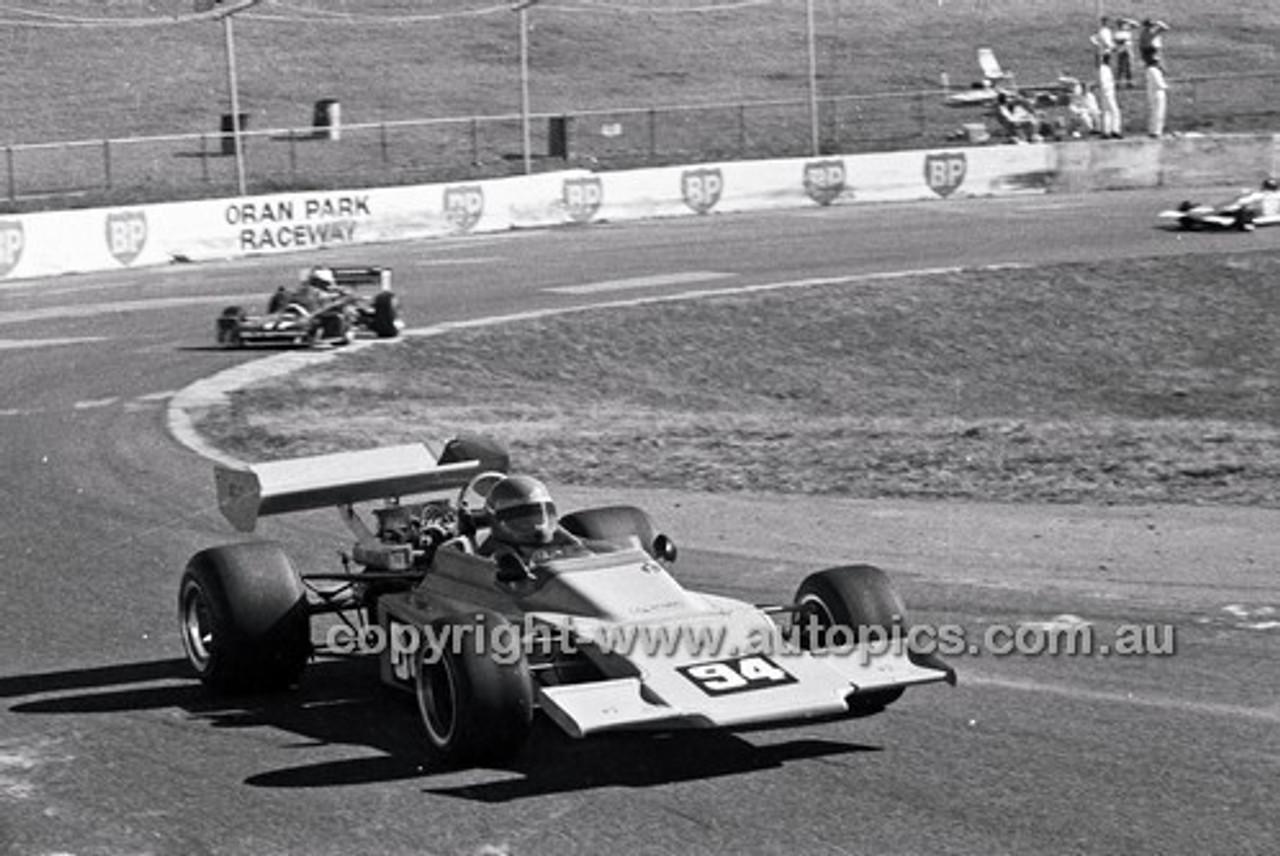 Gary Cossor, Bowin P6 - Oran Park 6th July 1980  - Code - 80-OP06780-001