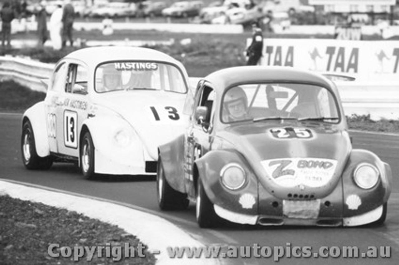77019 - M. McGinley  / K. Hastings Volkswagen VW  - Calder 1977