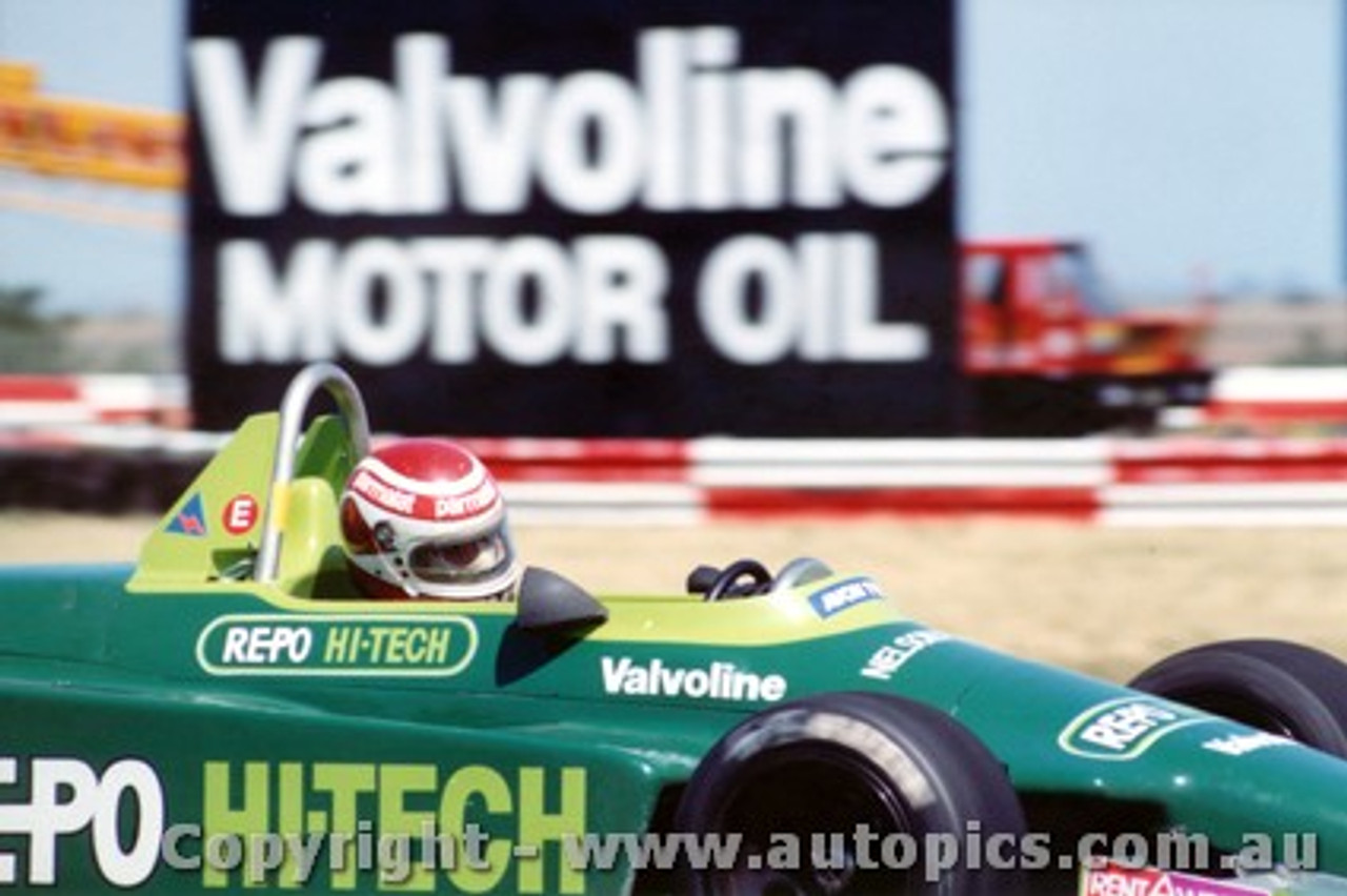 81519 - N. Piquet  Ralt RT4 - AGP Calder 1981