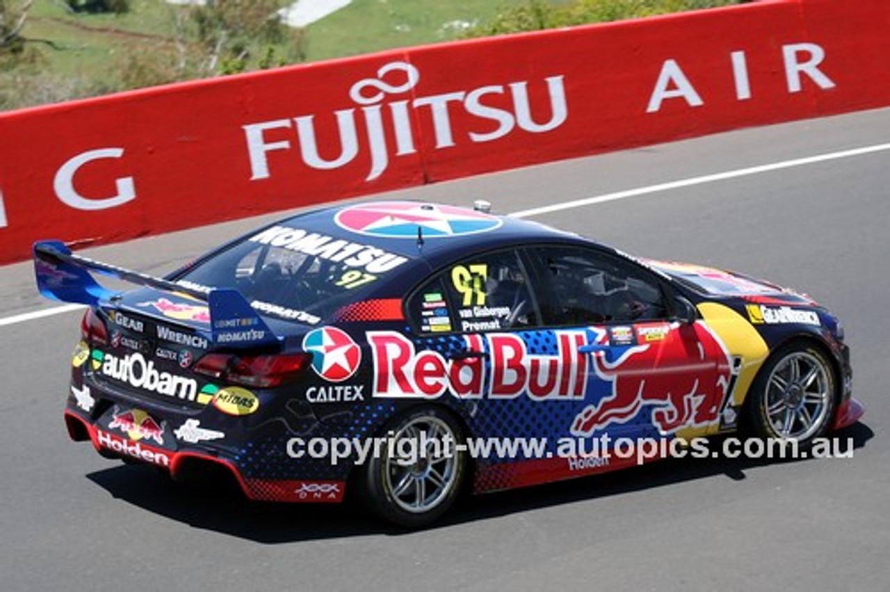 16712 - Fabian Coulthard & Luke Youlden, Ford Falcon FG/X - 2016 Bathurst 1000