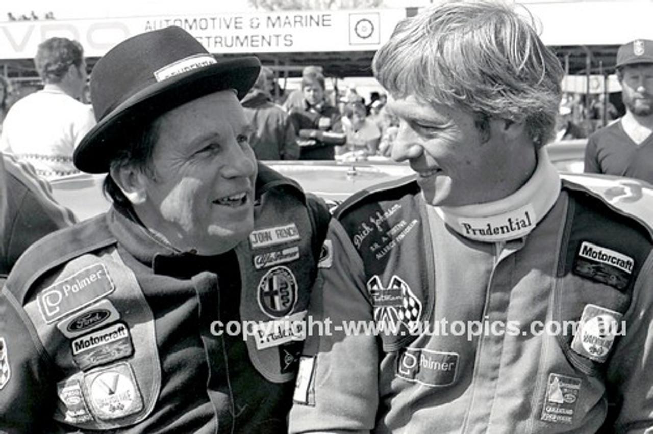 81127 - John French & Dick Johnson -  Bathurst 1982