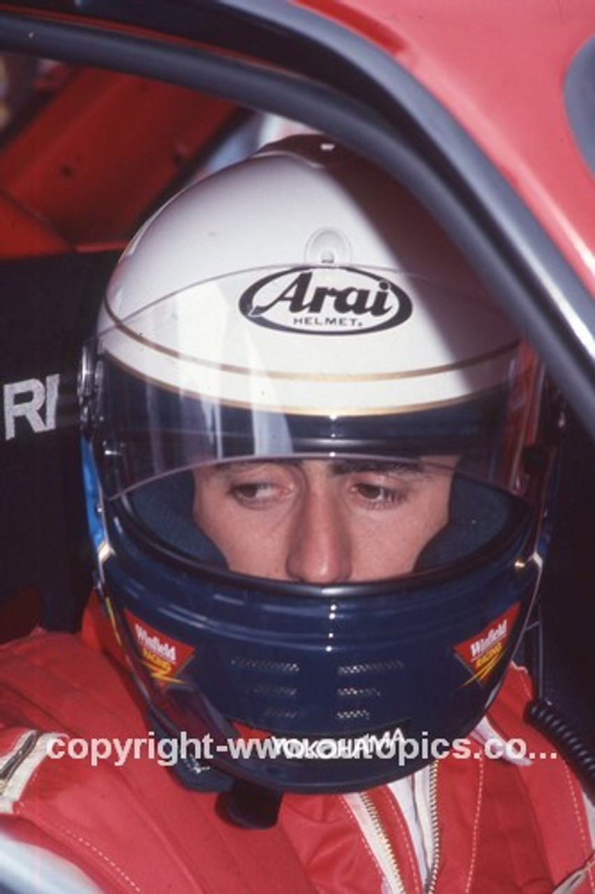 900056 - David Brabham - Photographer Ray Simpson