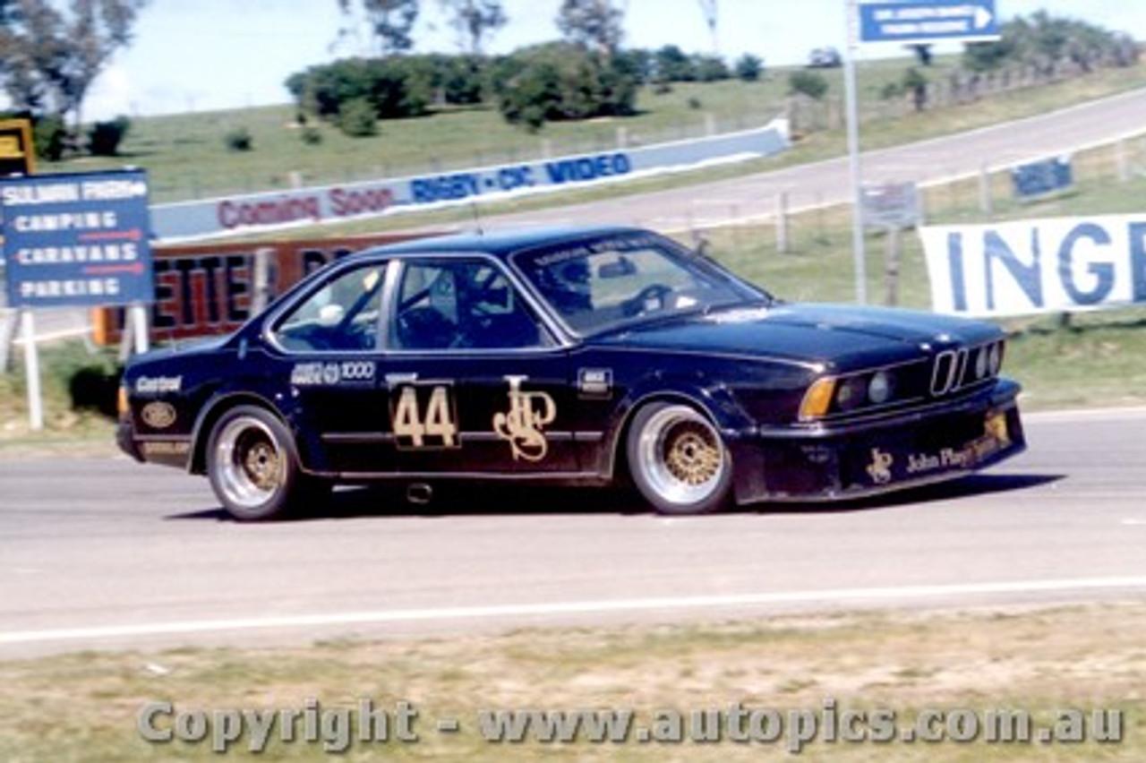81731 - Grice / Hobbs - BMW 635 Bathurst 1981