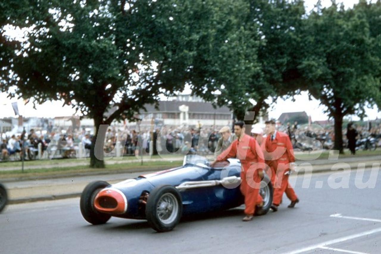 58119 - Ted Gray, Tornado - Melbourne Grand Prix  Albert Park 1958 - Photographer Barry Kirkpatrick
