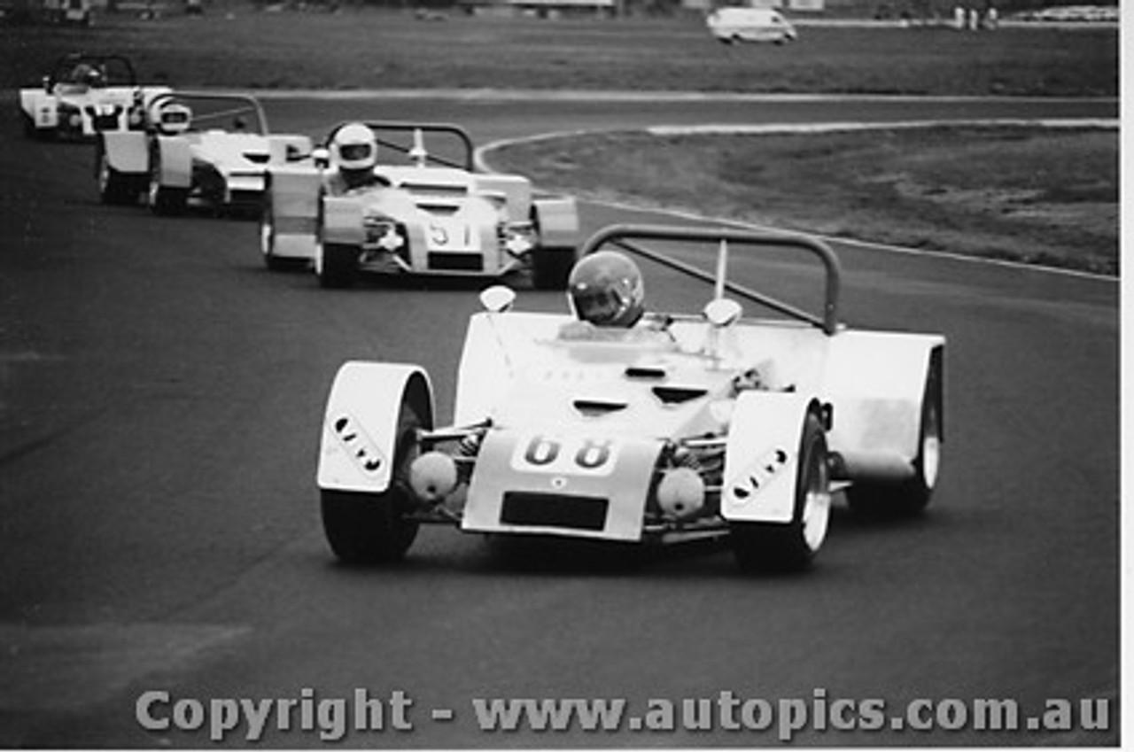 77403 - P. Jones Cheetah / D. Fry Cheetah Clubman  - Calder 1977