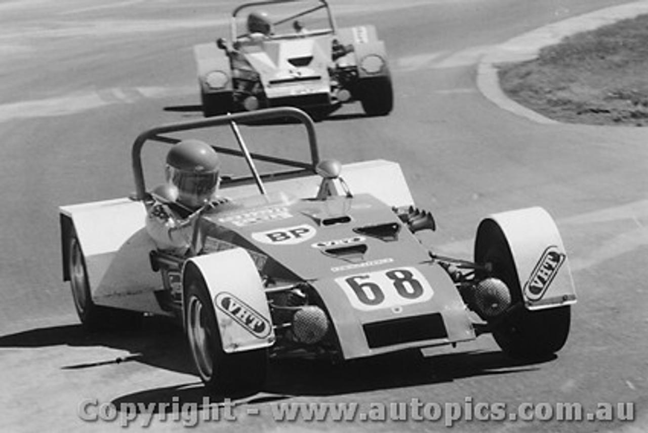 78404 - Peter Jones Cheetah Clubman  - Oran Park 1978
