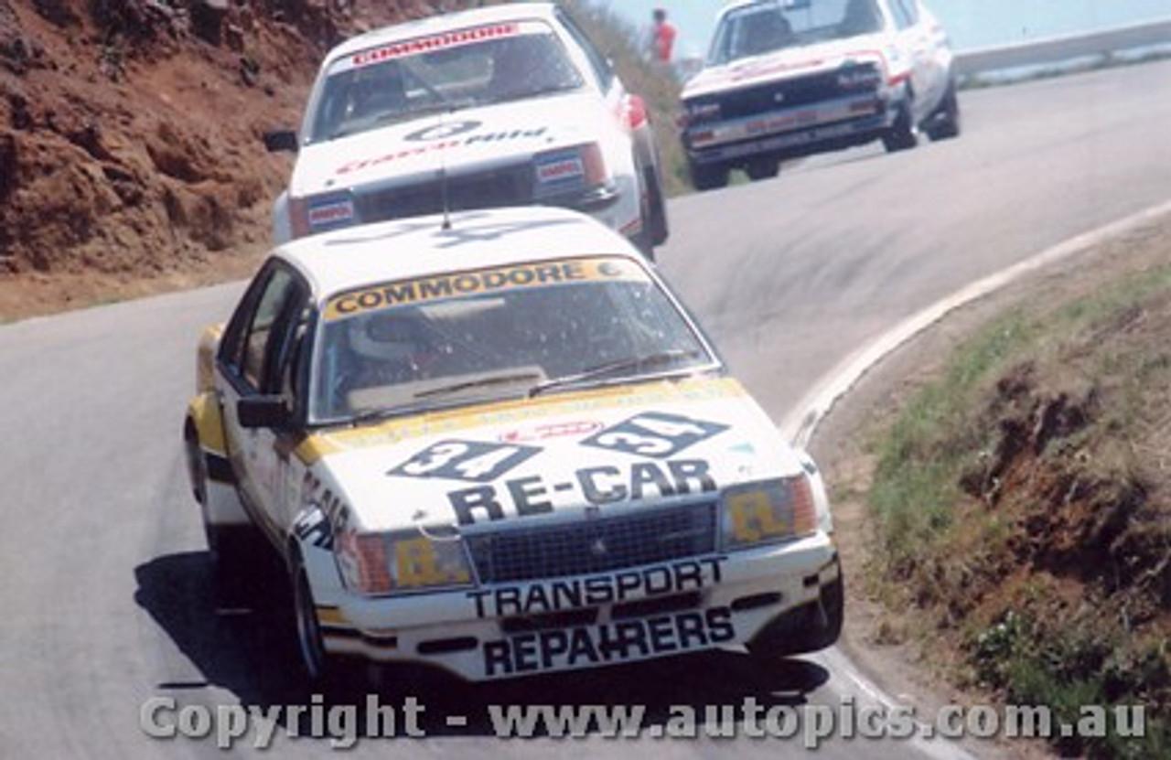 80731 - Taylor / Kennedy  Holden Commodore - Bathurst 1980