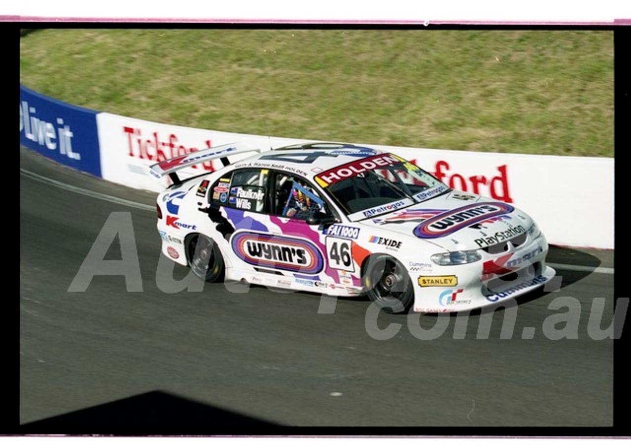 Bathurst FIA 1000 15th November 1999 - Photographer Marshall Cass - Code 99-MC-B99-1287