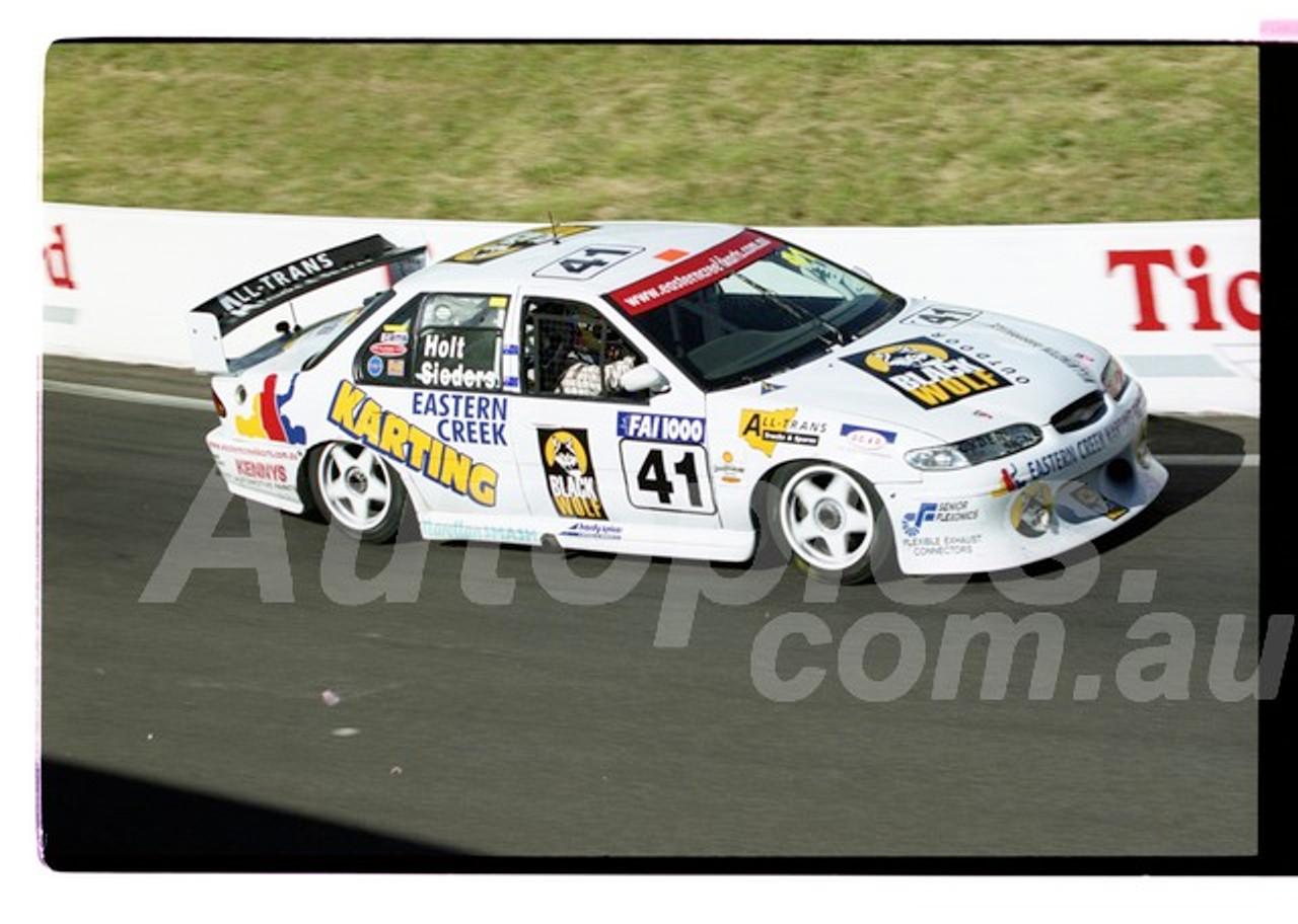 Bathurst FIA 1000 15th November 1999 - Photographer Marshall Cass - Code 99-MC-B99-1289