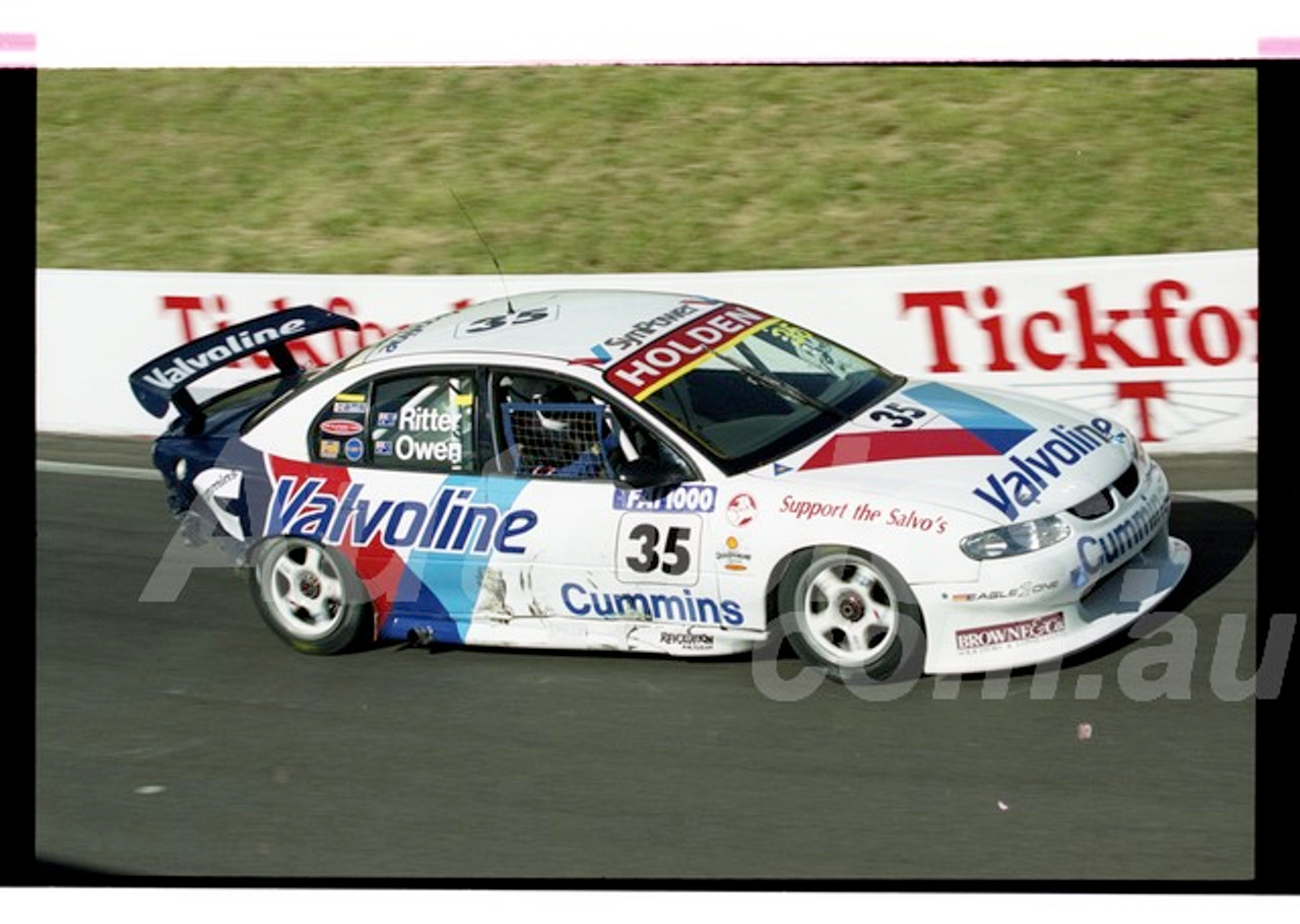 Bathurst FIA 1000 15th November 1999 - Photographer Marshall Cass - Code 99-MC-B99-1293