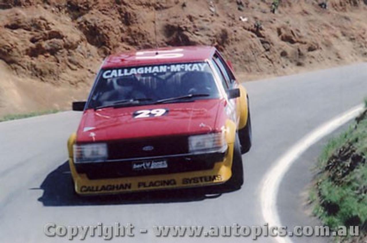81740  - Callaghan / McKay  - Ford Falcon XD -  Bathurst 1981