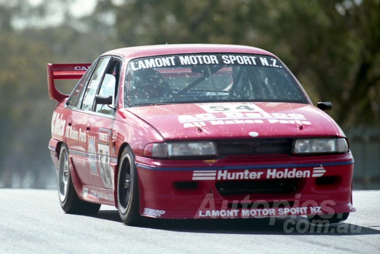 95815 - ED LAMONT / GRAHAM GULSON -  COMMODORE VP -  Tooheys 1000 - Bathurst 1995 - Photographer Marshall Cass