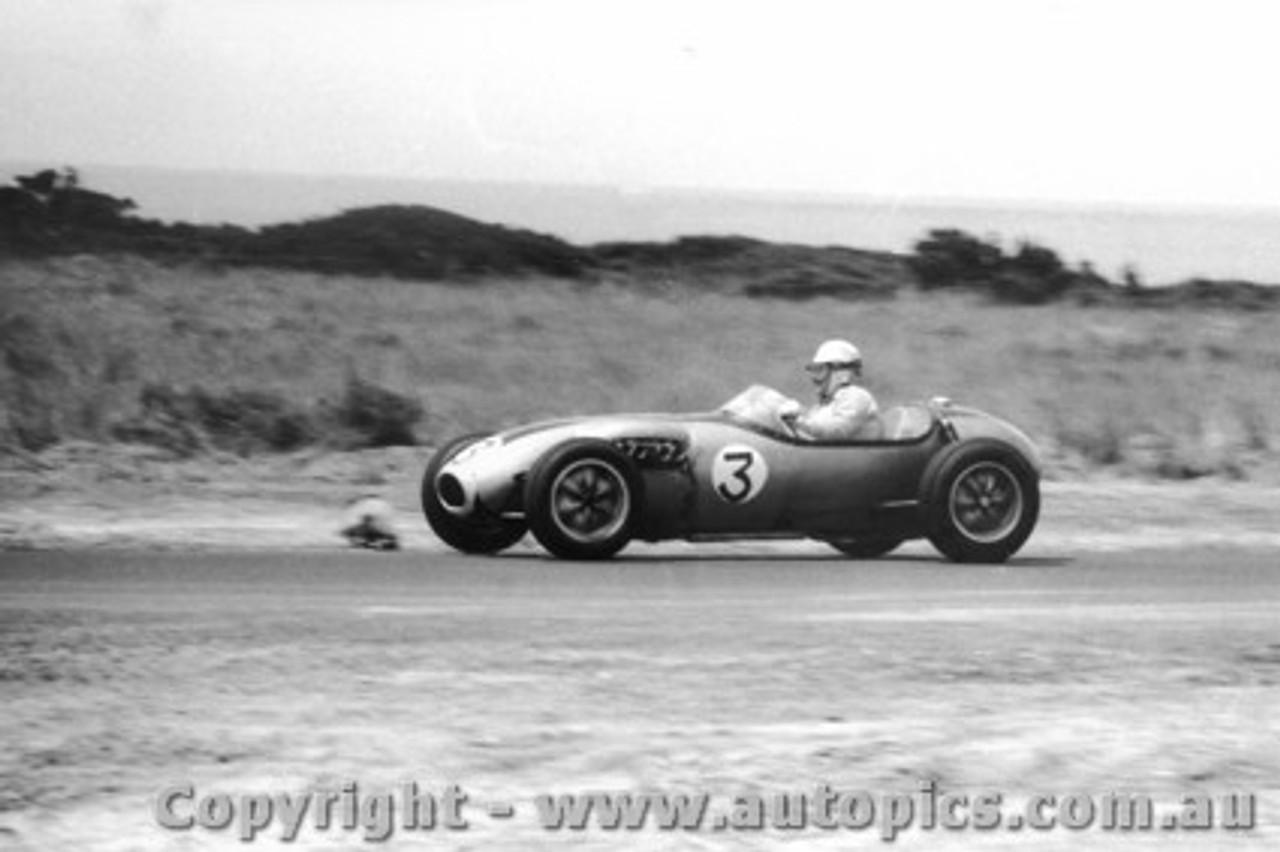 58532 -  Ern Tadgell - Lotus 12 / Sabakat - Phillip Island 1958