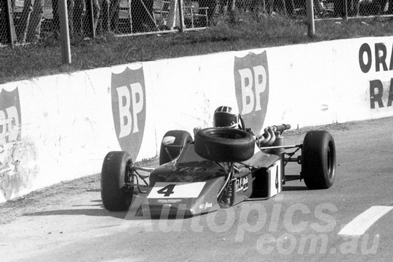 74219 - Robert Curo Bowin - Oran Park 1974 - Photographer Lance Ruting