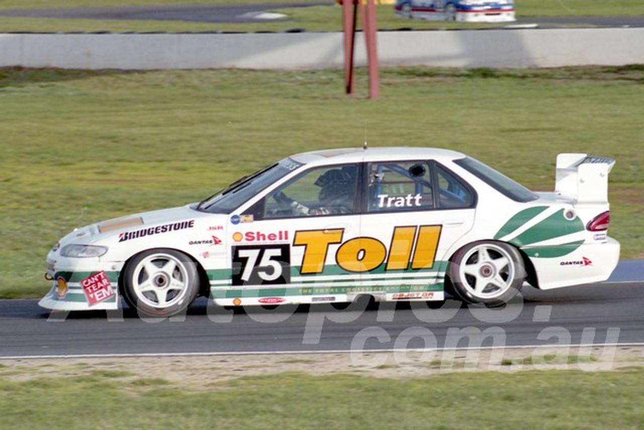 98128 - Anthony Tratt, Falcon EL - ATCC Calder 1998- Photographer Marshall Cass