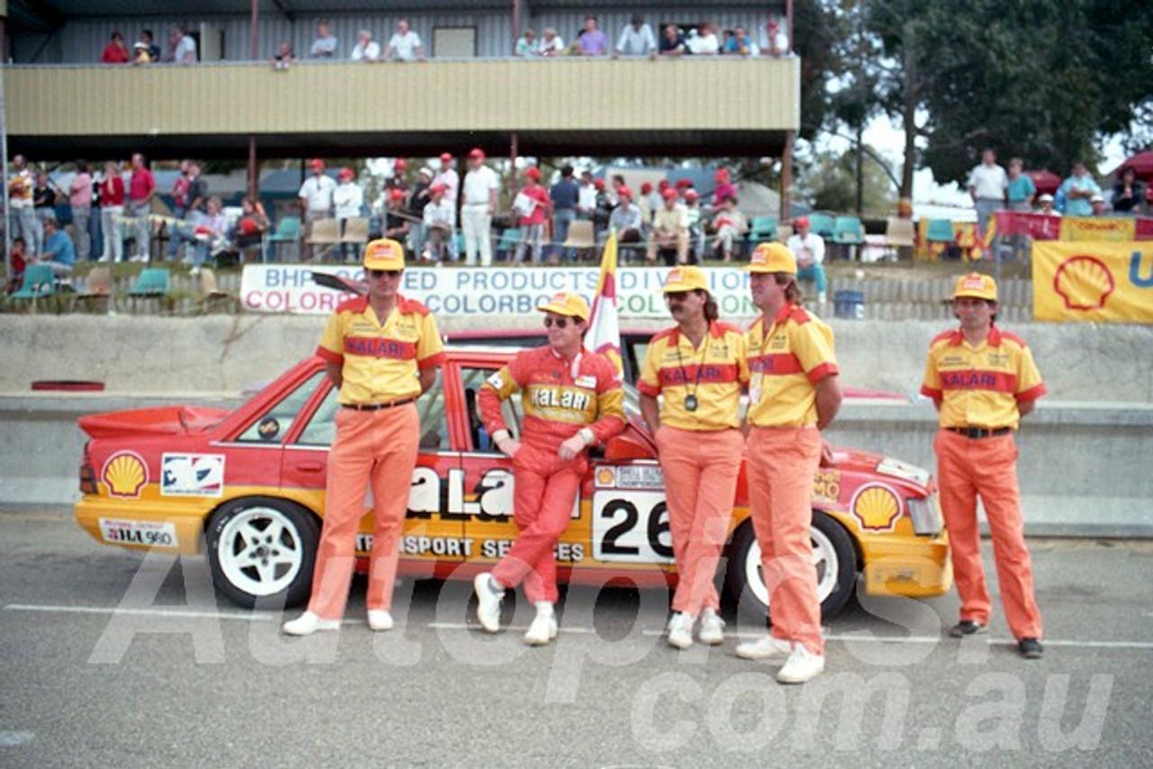 88133 - Tony Noske, Commodore - Wanneroo May 1988 - Photographer Tony Burton