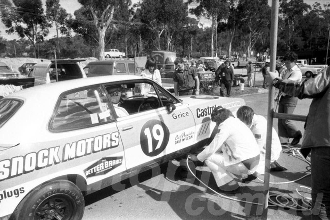 73288 - Allan Grice, Torana XU1 - Amaroo 1973  - Photographer Lance Ruting