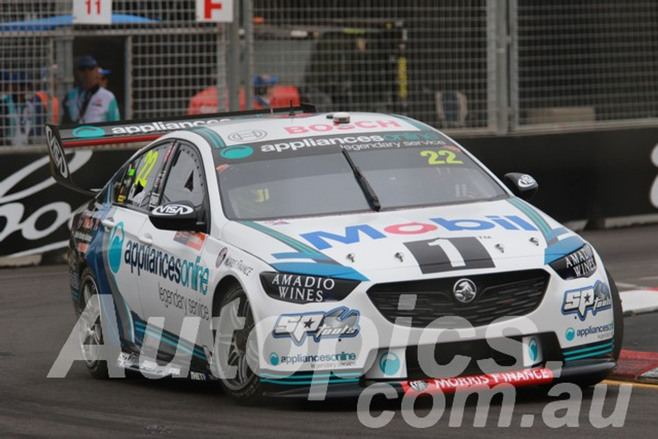 19017 - James Courtney, Holden Commodore ZB - Newcastle 2019