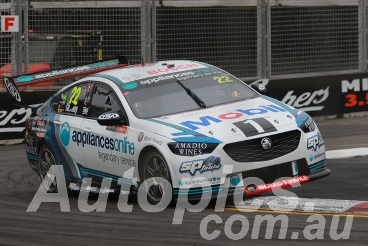 19018 - James Courtney, Holden Commodore ZB - Newcastle 2019