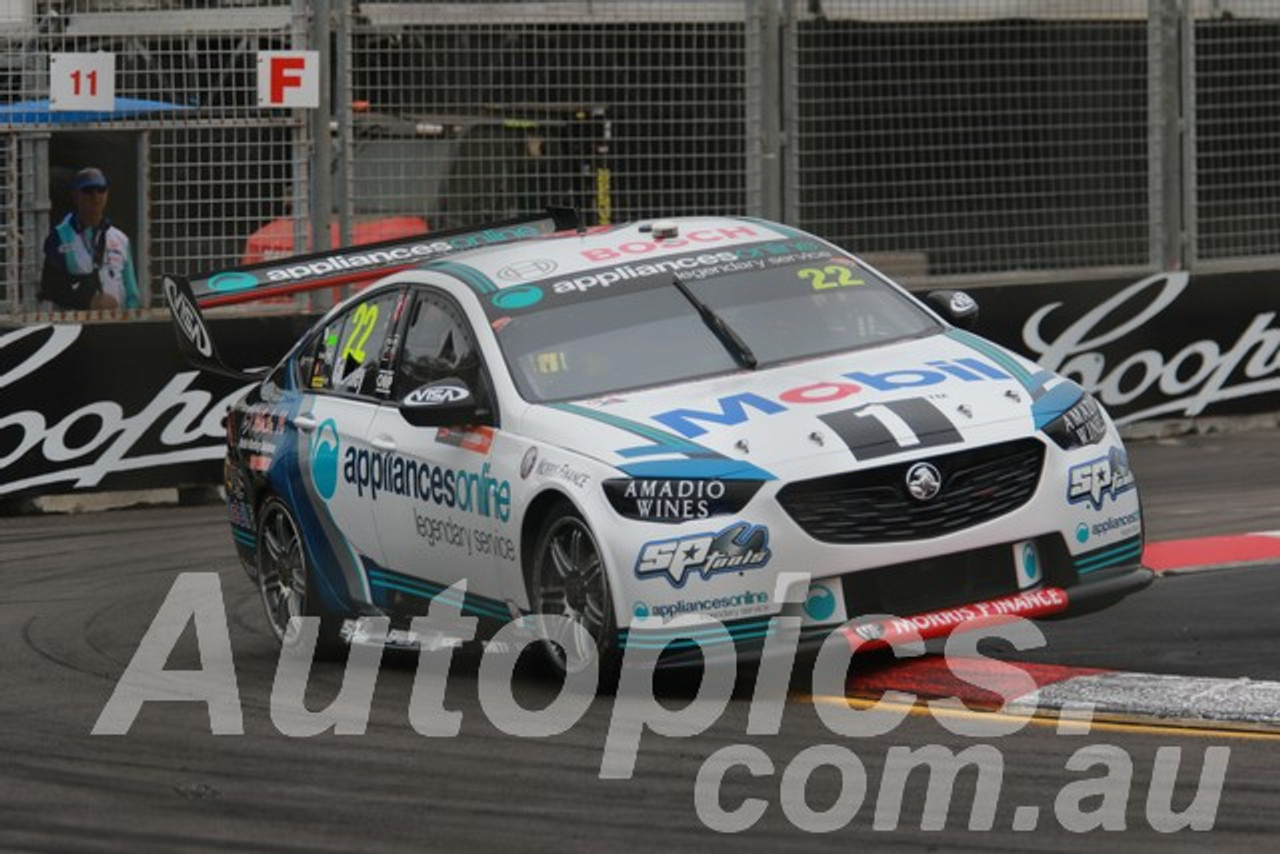 19019 - James Courtney, Holden Commodore ZB - Newcastle 2019