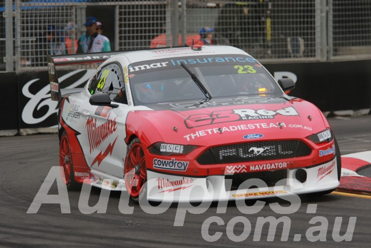 19022 - Will Davidson, Ford Mustang GT - Newcastle 2019