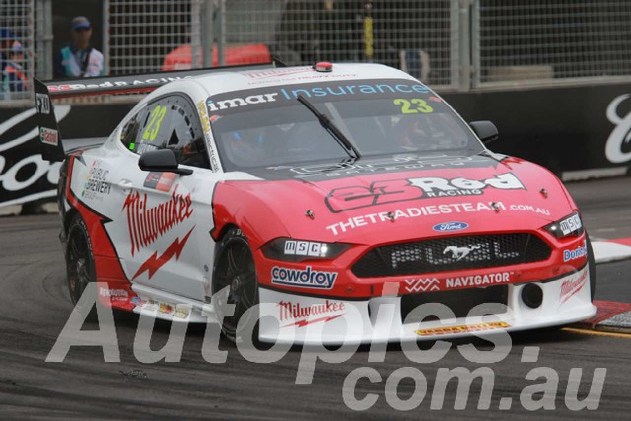 19023 - Will Davidson, Ford Mustang GT - Newcastle 2019