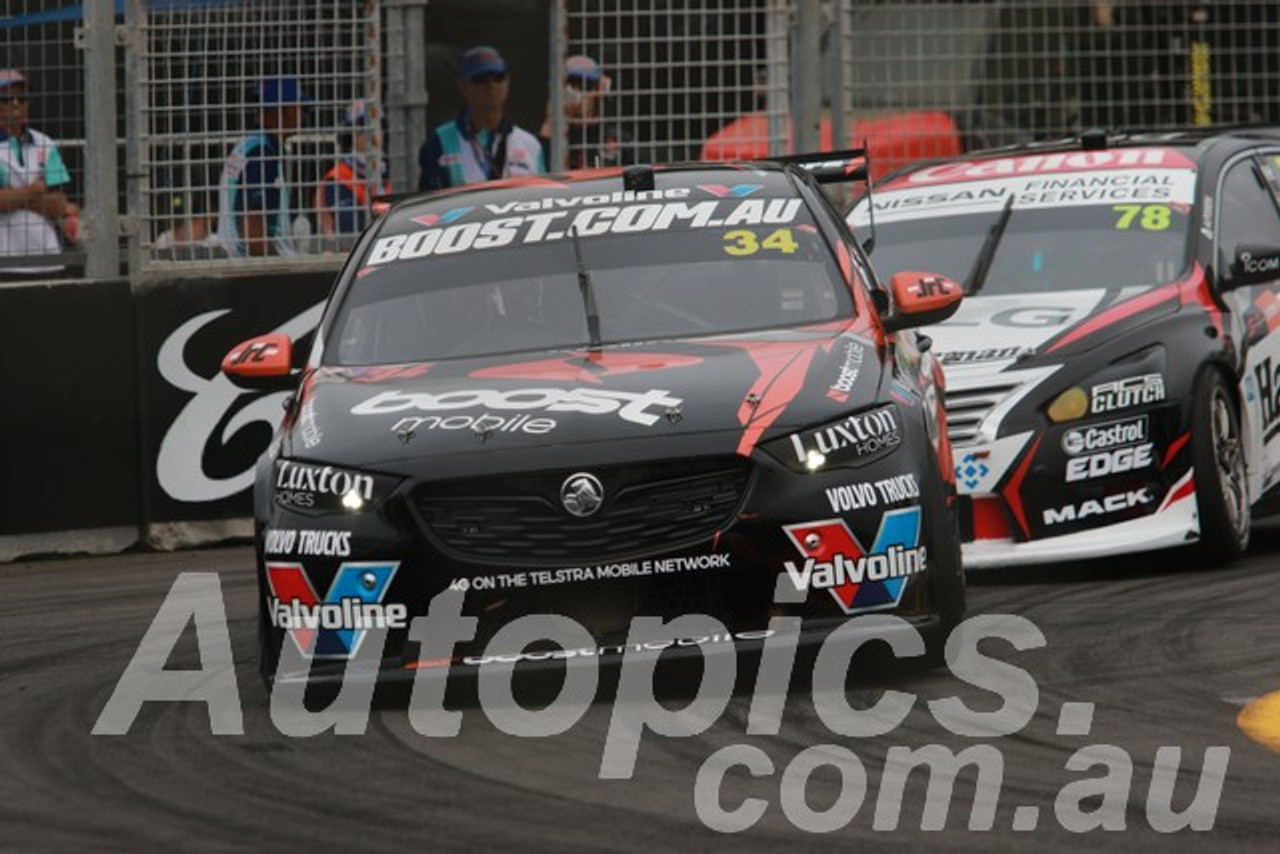 19036 - James Golding, Holden Commodore ZB - Newcastle 2019