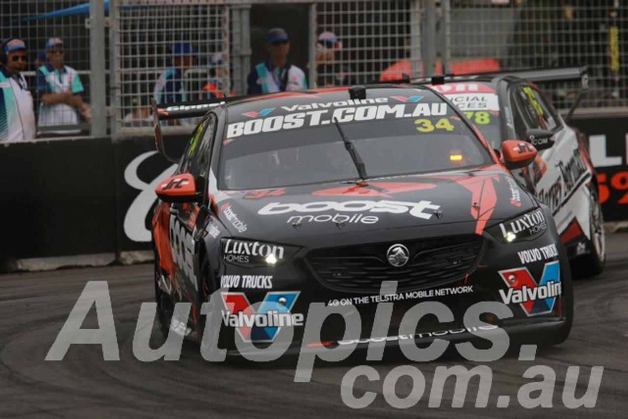 19037 - James Golding, Holden Commodore ZB - Newcastle 2019