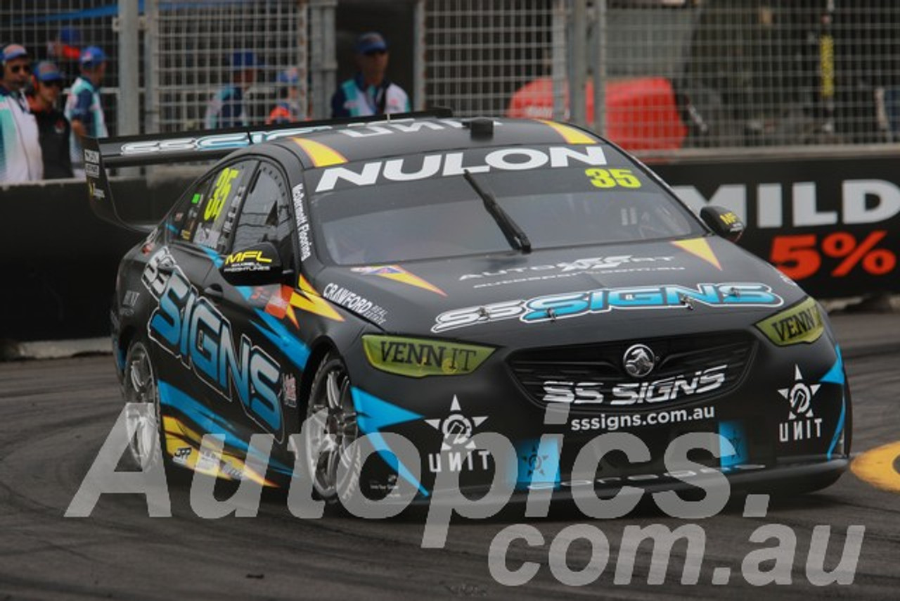 19039 - Todd Hazelwood, Holden Commodore ZB - Newcastle 2019