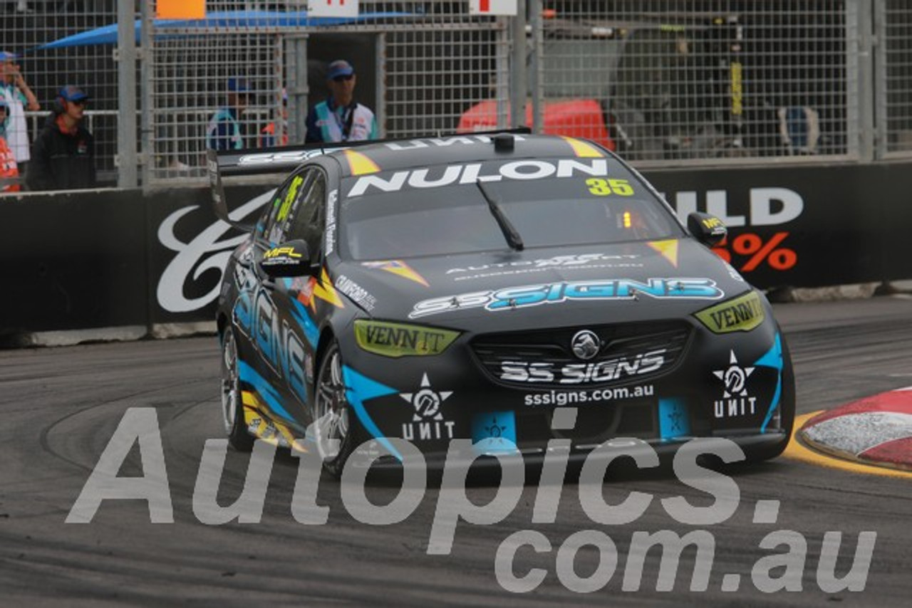 19041 - Todd Hazelwood, Holden Commodore ZB - Newcastle 2019