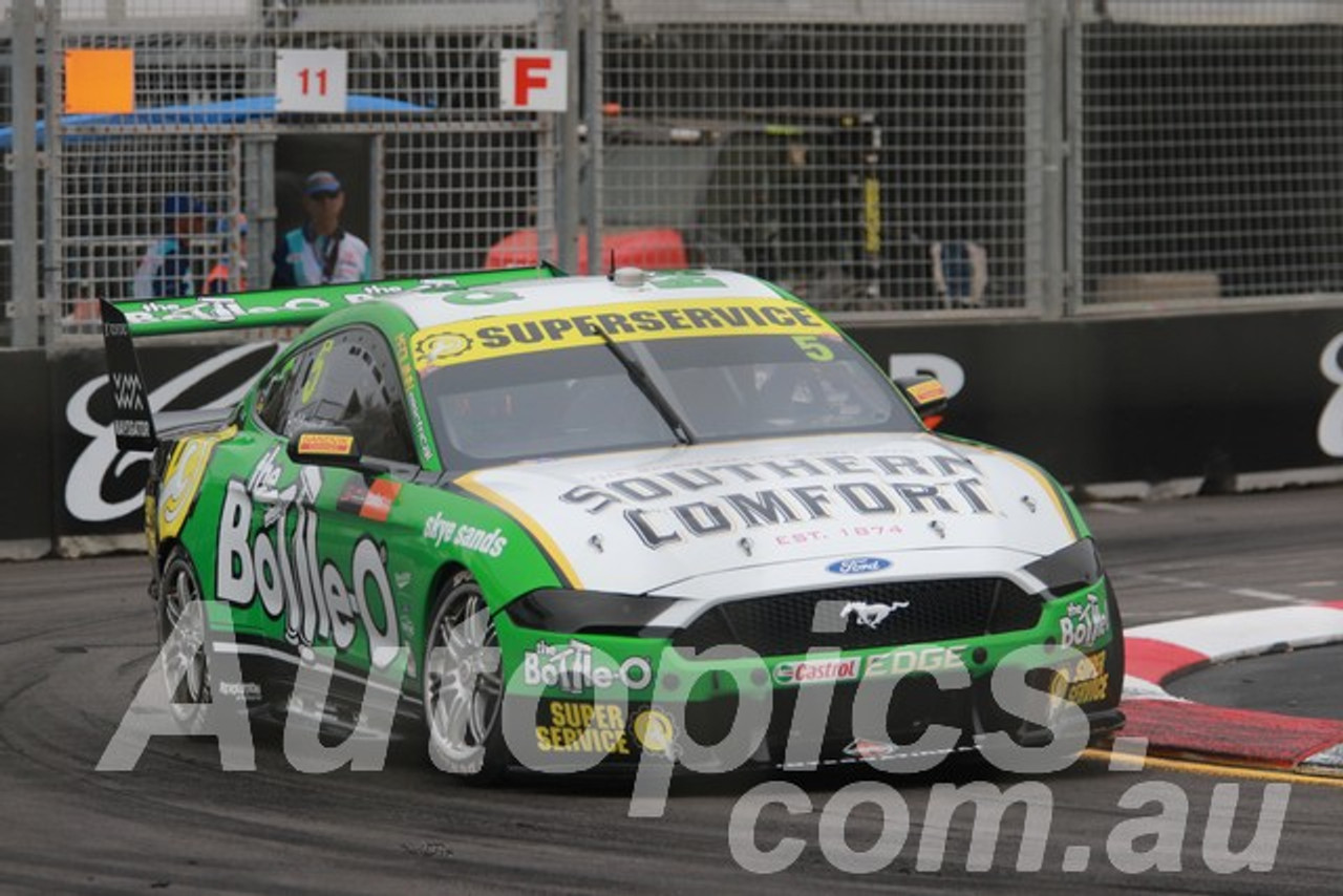 19047 - Lee Holdsworth, Ford Mustang GT - Newcastle 2019
