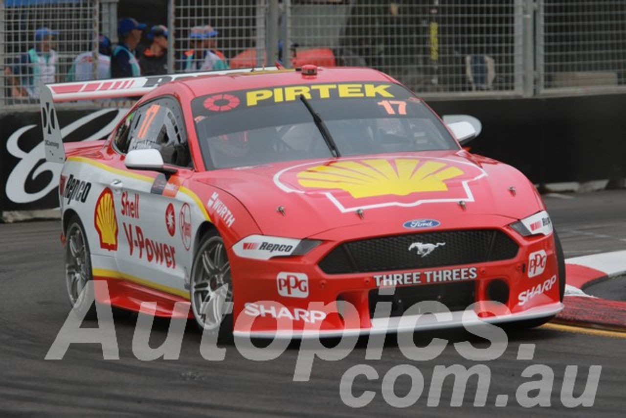 19063 - Scott McLaughlin, Ford Mustang GT - Newcastle 2019
