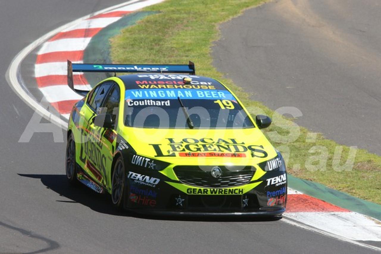 2021009 - Fabian Coulthard - Holden Commodore ZB - Bathurst 500, 2021