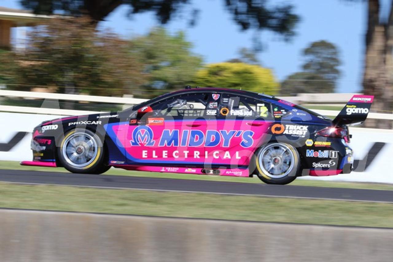 2021027 - Bryce Fullwood - Holden Commodore ZB - Bathurst 500, 2021