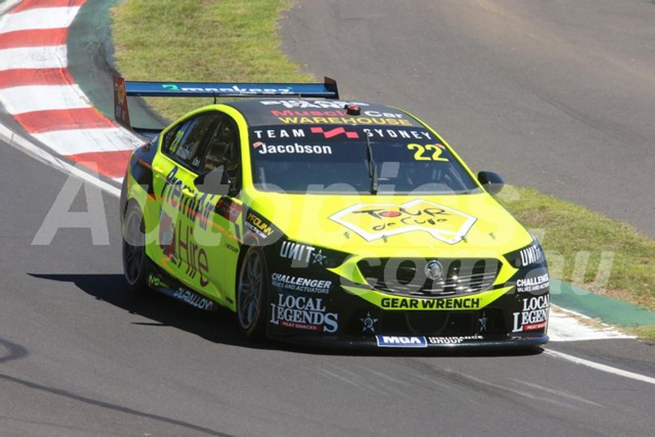 2021044 - Garry Jacobson - Holden Commodore ZB - Bathurst 500, 2021