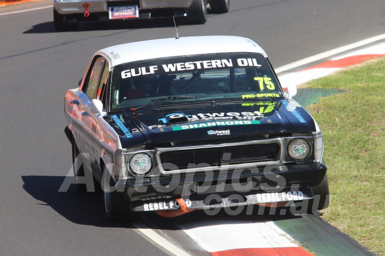 2021506 - Aaron McGill - Ford Falcon XW GT - Bathurst, Touring Car Masters, 2021