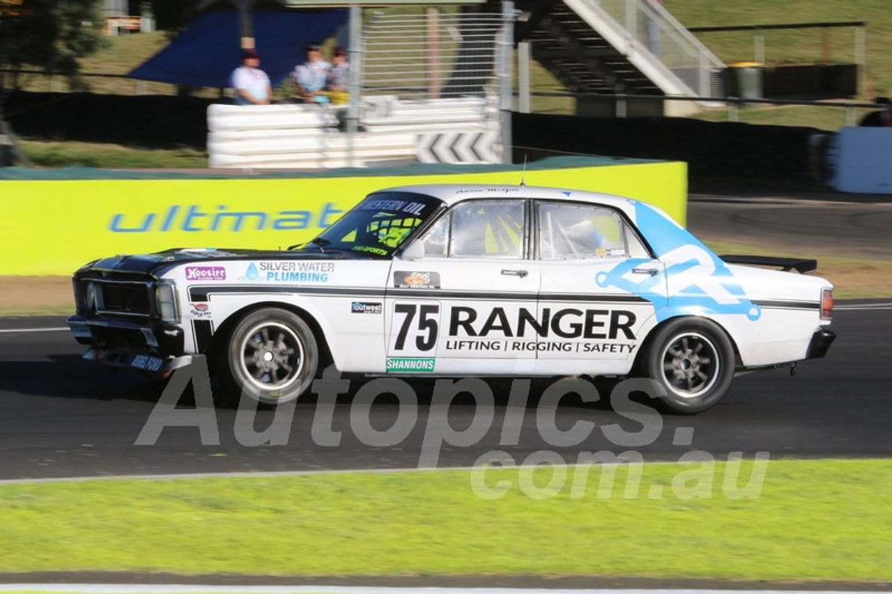 2021508 - Aaron McGill - Ford Falcon XW GT - Bathurst, Touring Car Masters, 2021