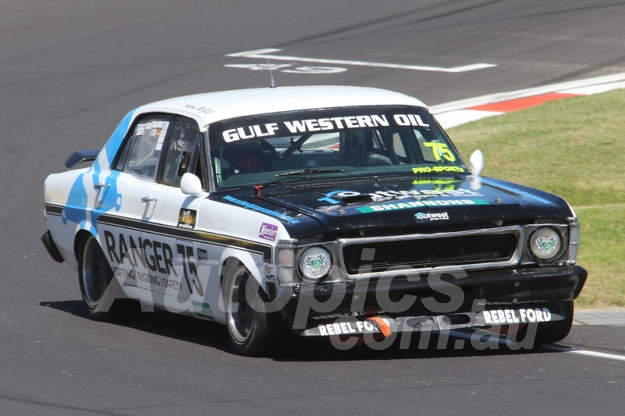 2021509 - Aaron McGill - Ford Falcon XW GT - Bathurst, Touring Car Masters, 2021