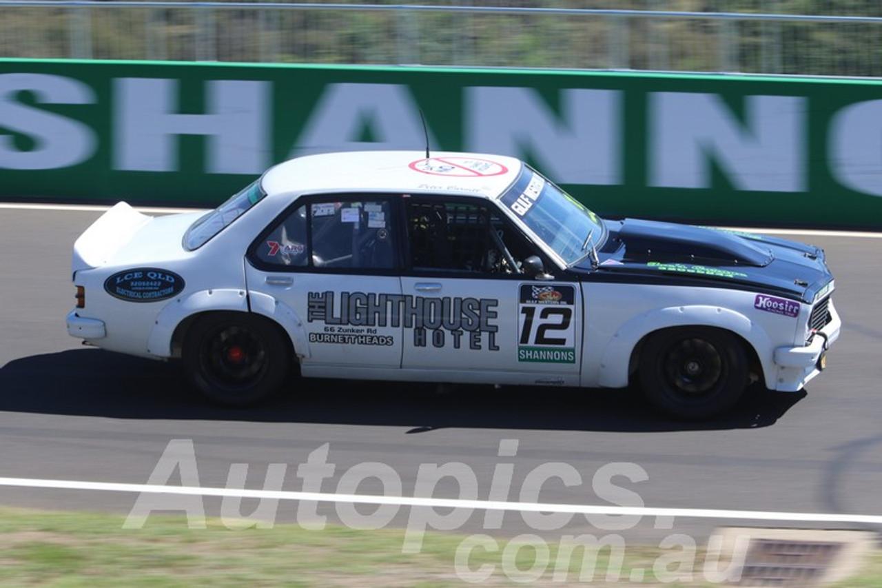 2021552 - Peter Burnitt - Holden Torana A9X - Bathurst, Touring Car Masters, 2021