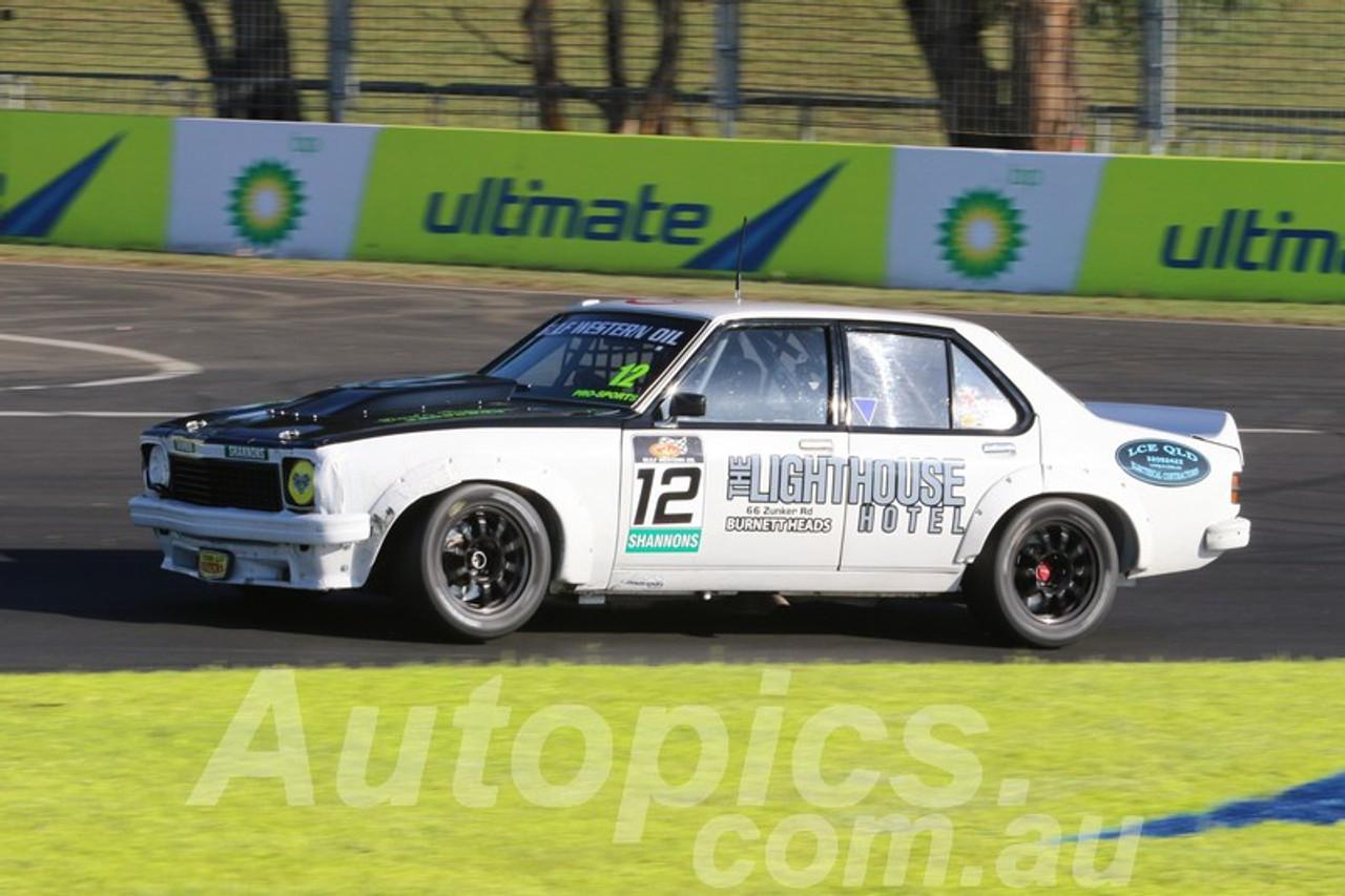 2021553 - Peter Burnitt - Holden Torana A9X - Bathurst, Touring Car Masters, 2021