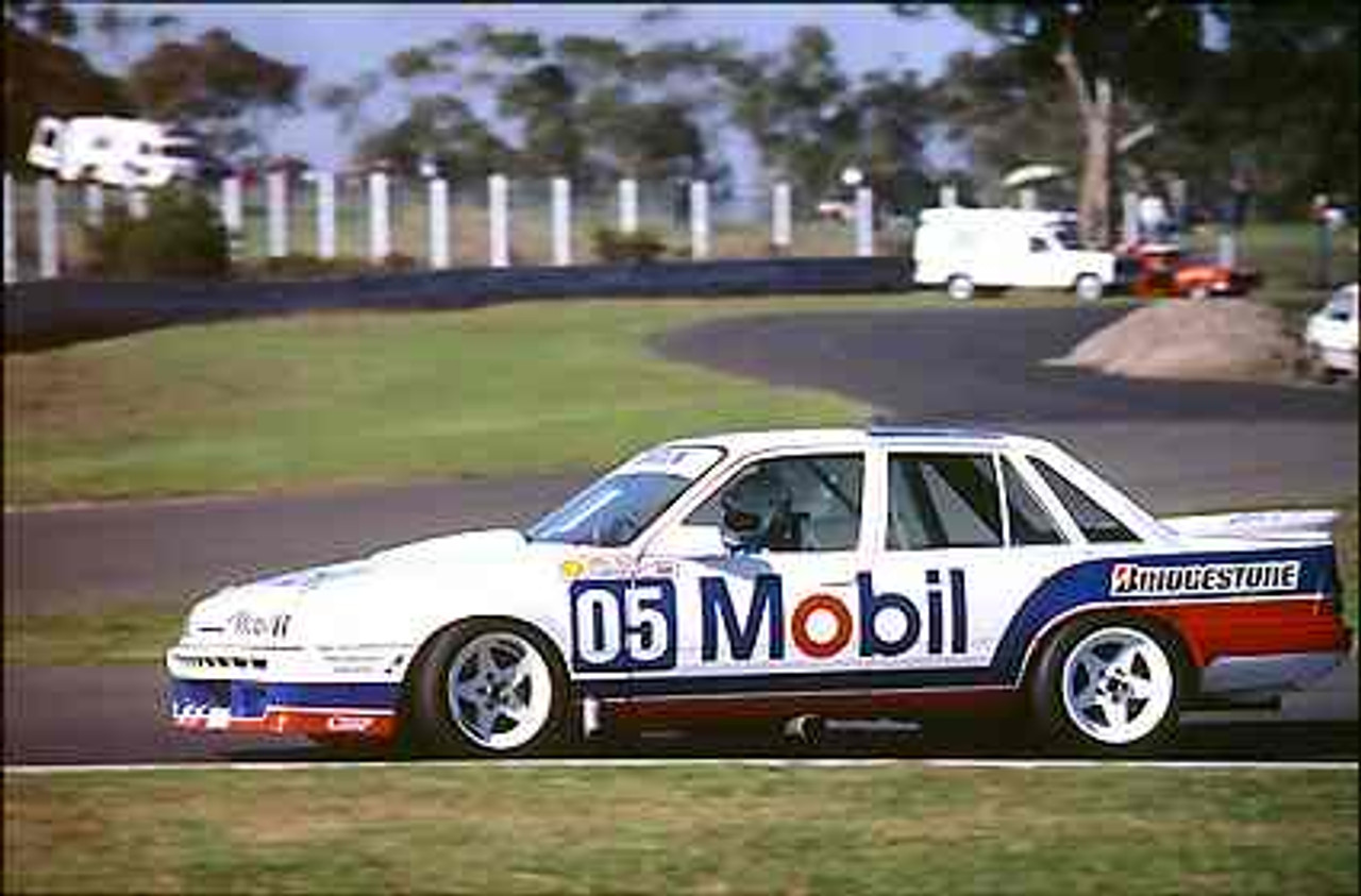 87012  -   Peter Brock Commodore VL - Sandown 1987
