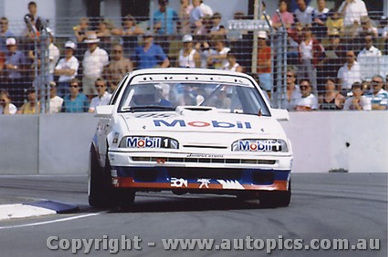 87016  -   Peter Brock Commodore VL - Adelaide 1987
