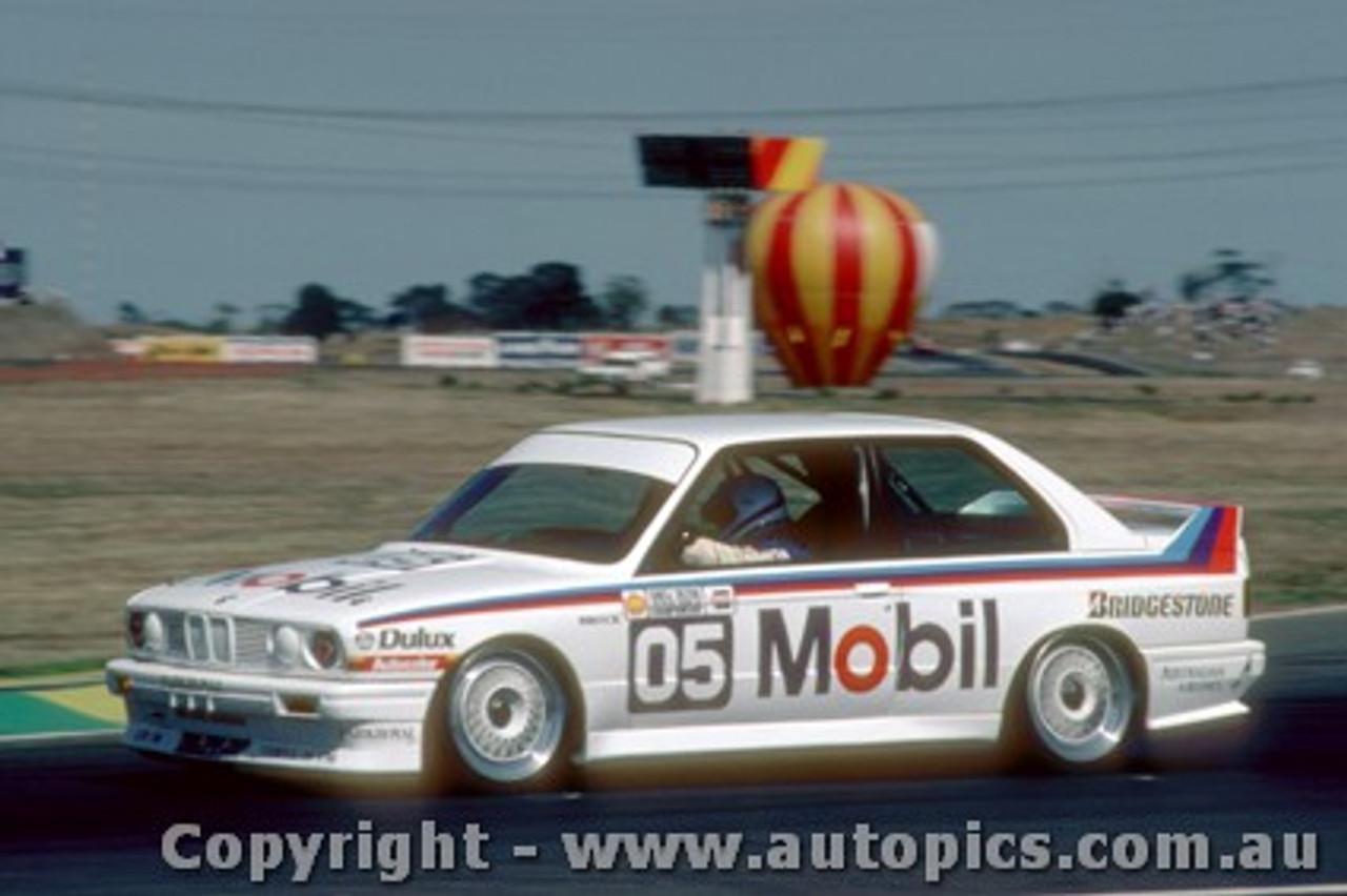 88008 - P. Brock BMW M3 - Calder 1988