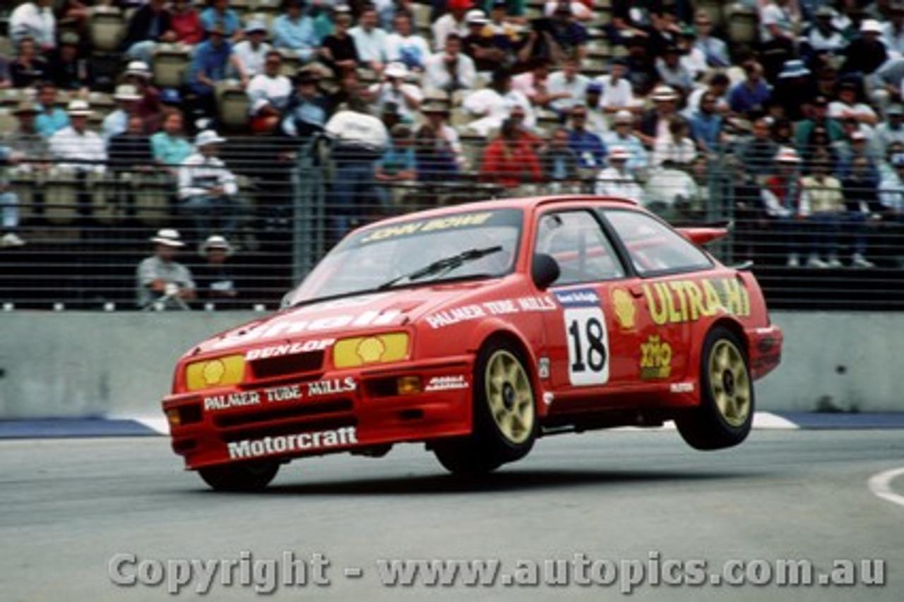 90005  -  J. Bowe  - Ford Sierra RS500  -  Adelaide  1990