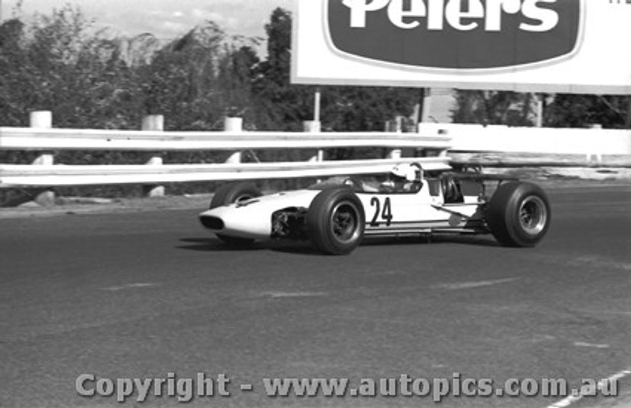 70552 -A. Costanzo McLaren M4A Cosworth - Tasman Series Sandown 1970