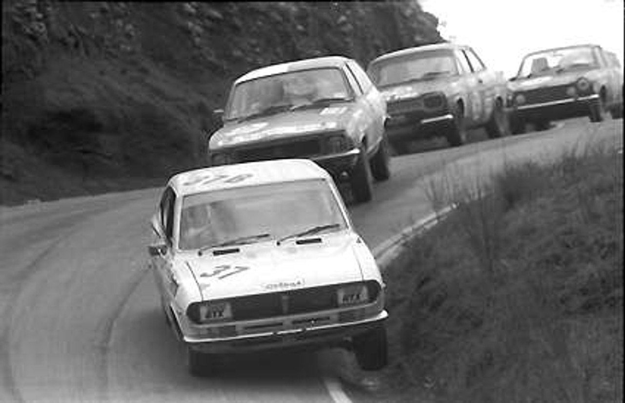 72740 - W. Rogerson  Mazda RX2 - Bathurst 1972