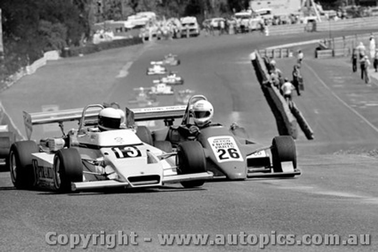84504 - Peter Glover Cheetah MKV11 - Sandown 19th February 1984